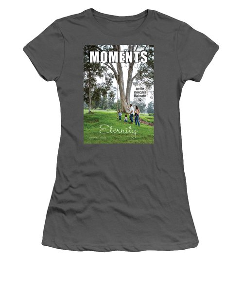 Moments Women's T-Shirt (Athletic Fit)