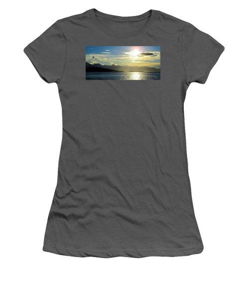 Monica Women's T-Shirt (Junior Cut) by Martin Cline