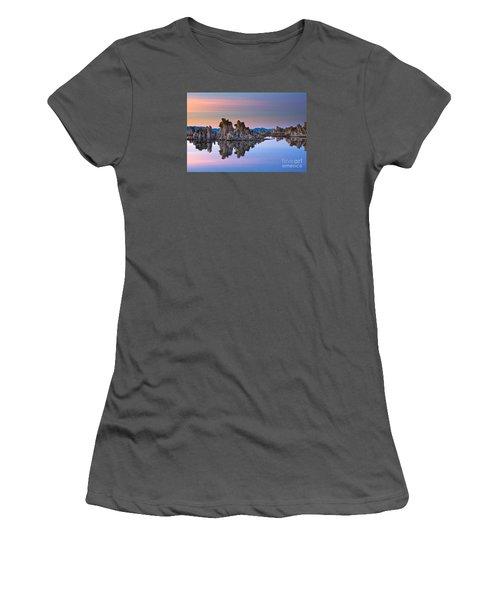 Mono Lake #2 Women's T-Shirt (Athletic Fit)