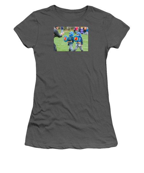 Monster Dash 11 Women's T-Shirt (Junior Cut) by Brian MacLean