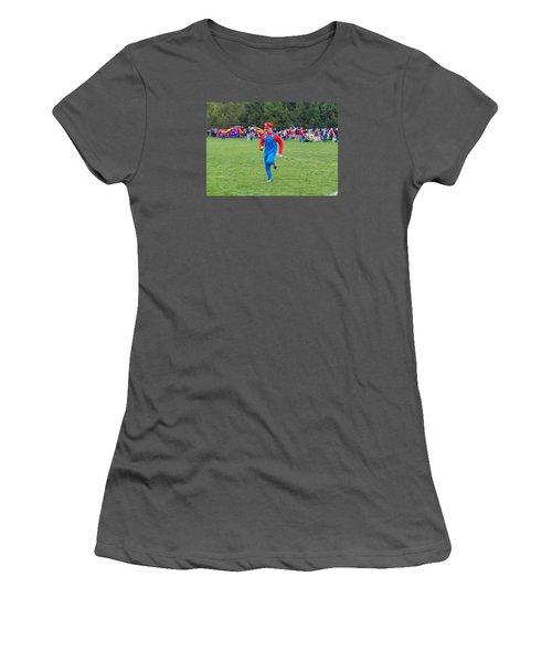 Monster Dash 12 Women's T-Shirt (Junior Cut) by Brian MacLean