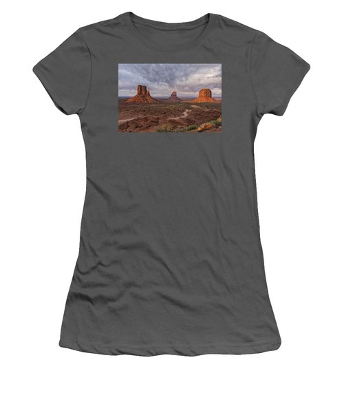 Monument Valley Mittens Az Dsc03662 Women's T-Shirt (Athletic Fit)