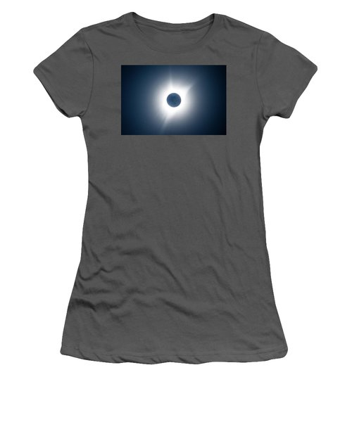 Moon Shadow Women's T-Shirt (Athletic Fit)