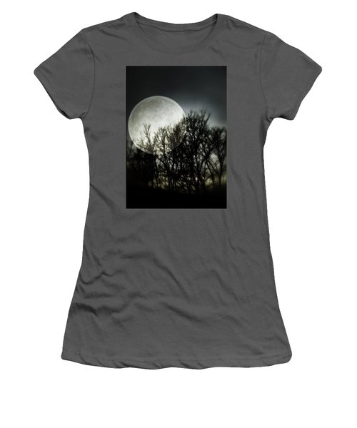 Moonlight Women's T-Shirt (Athletic Fit)