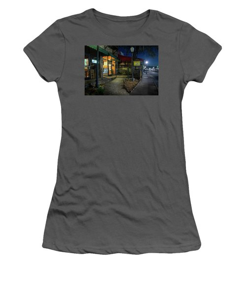 Morning Coffee Women's T-Shirt (Athletic Fit)