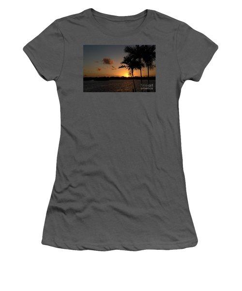 Morning Has Broken Women's T-Shirt (Junior Cut) by Pamela Blizzard