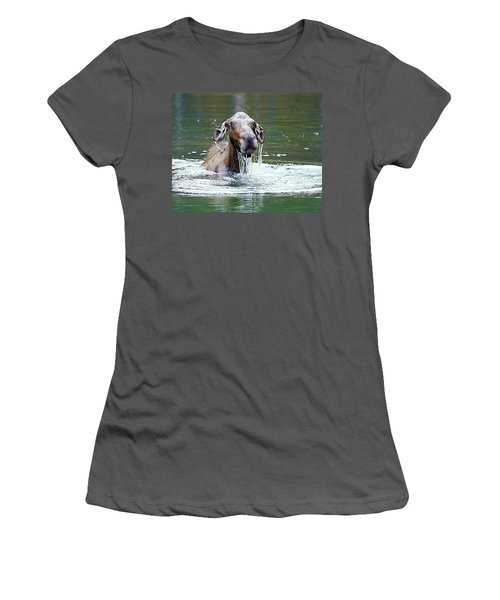 Mossy Moose Women's T-Shirt (Athletic Fit)