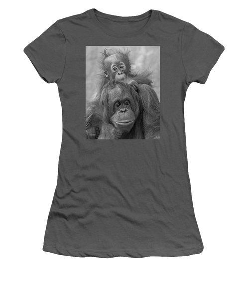 Motherhood 14 Women's T-Shirt (Athletic Fit)
