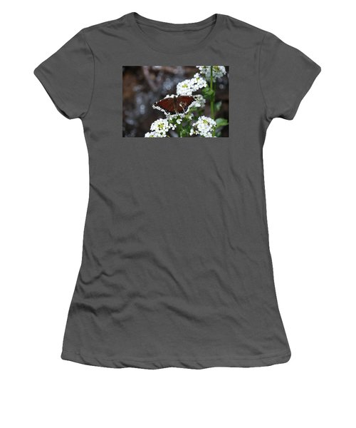 Mourning Cloak Women's T-Shirt (Athletic Fit)