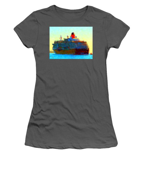 Ms. Queen Victoria Women's T-Shirt (Junior Cut) by Gerhardt Isringhaus
