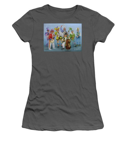 Mummers Jam Session Women's T-Shirt (Athletic Fit)