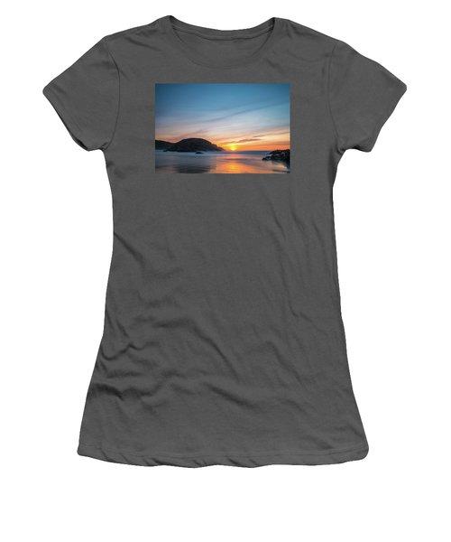 Murder Hole Beach Women's T-Shirt (Athletic Fit)