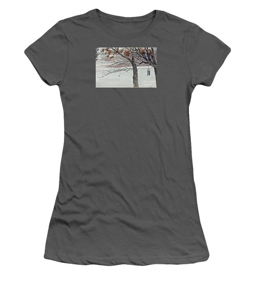 Music Of The North Wind Women's T-Shirt (Athletic Fit)