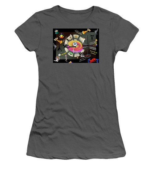 Music Therapy Women's T-Shirt (Athletic Fit)
