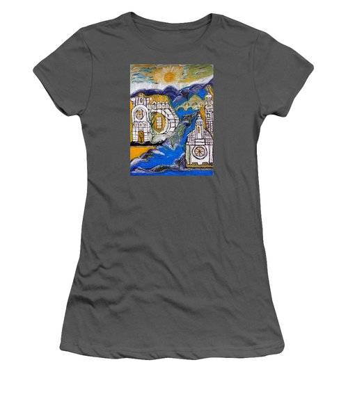 My Fantasy  Women's T-Shirt (Athletic Fit)