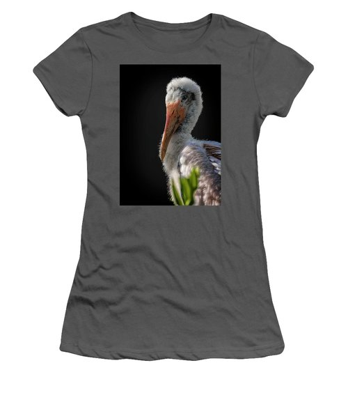 My First Sitting Women's T-Shirt (Athletic Fit)