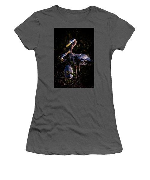 My Hero Women's T-Shirt (Athletic Fit)