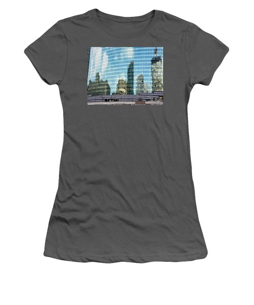 My Kind Of Town Women's T-Shirt (Junior Cut) by Sandy Molinaro
