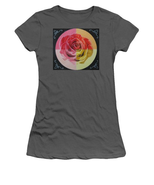 My Rose Women's T-Shirt (Athletic Fit)