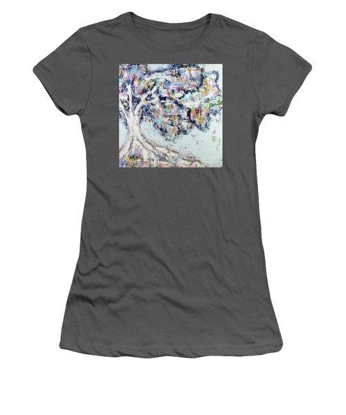 My Secret Hideout Women's T-Shirt (Junior Cut) by Kirsten Reed