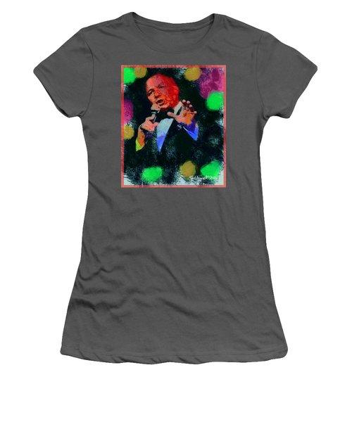 My Way Women's T-Shirt (Junior Cut) by Ted Azriel