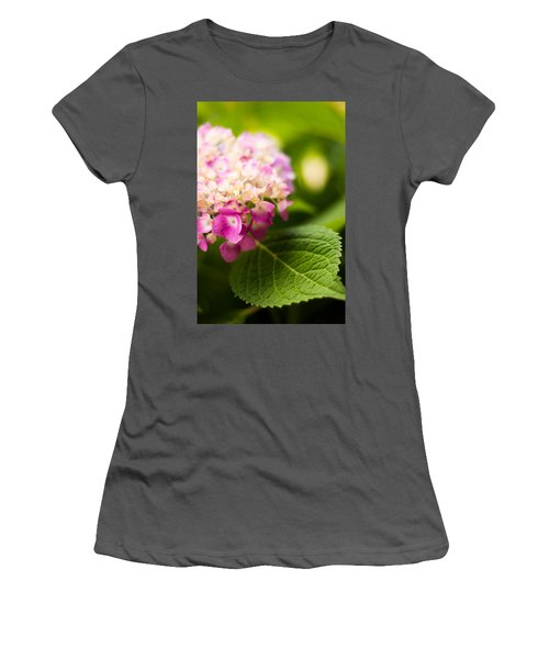Natural Beauty Women's T-Shirt (Athletic Fit)