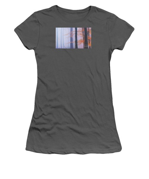 Natural Bliss Women's T-Shirt (Junior Cut) by Rima Biswas