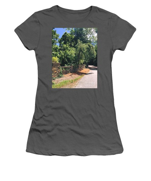 Natural Journey Women's T-Shirt (Athletic Fit)