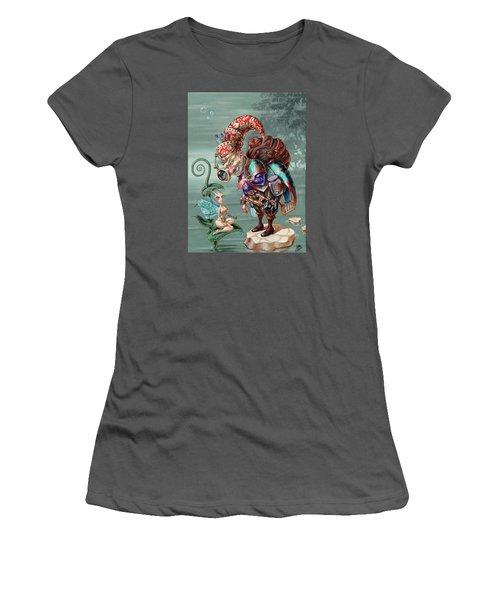 Naturalist Women's T-Shirt (Athletic Fit)
