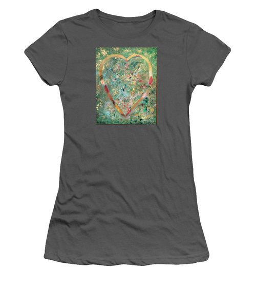 Nature Lover Women's T-Shirt (Junior Cut) by Diana Bursztein