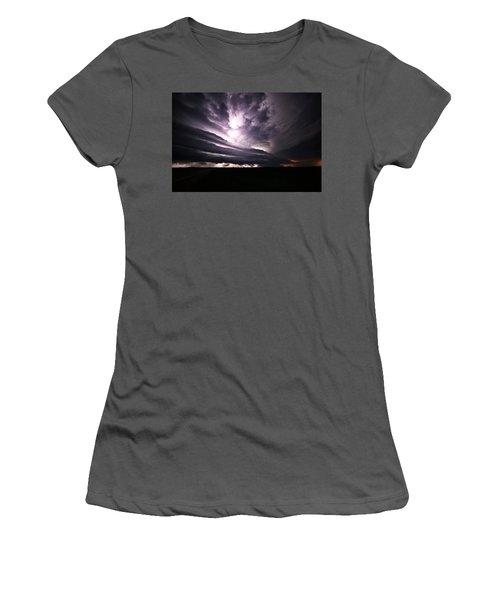 Nebraska Beast Women's T-Shirt (Athletic Fit)