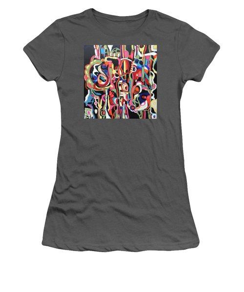 Negritos # 10 Women's T-Shirt (Athletic Fit)