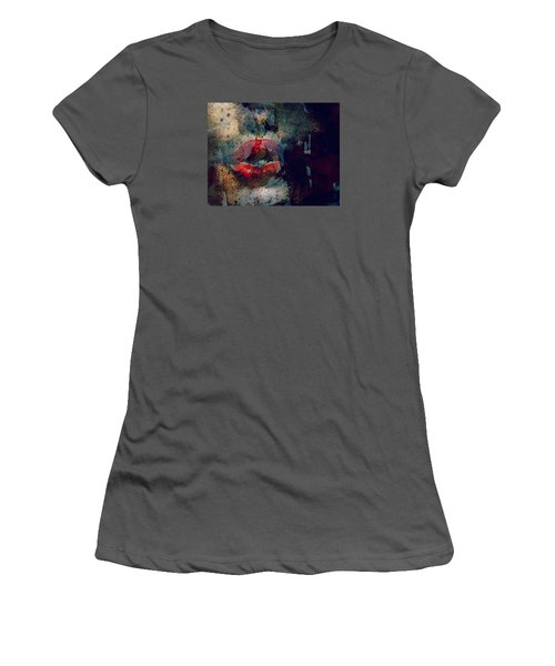 Never Had A Dream Come True  Women's T-Shirt (Junior Cut) by Paul Lovering