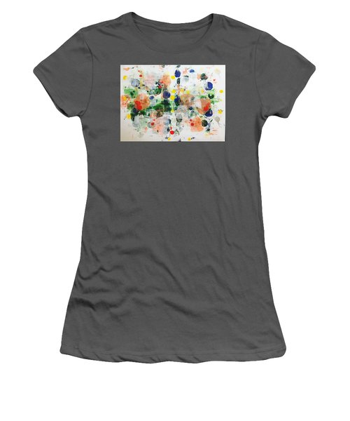 New Haven No 4 Women's T-Shirt (Athletic Fit)