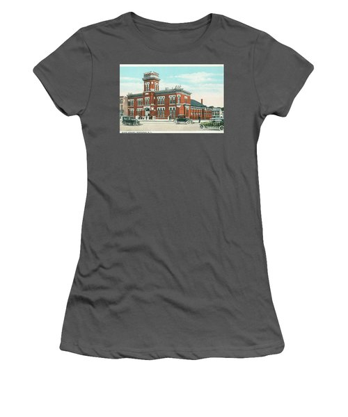 Newburgh Broadway - 06 Women's T-Shirt (Athletic Fit)