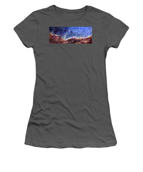 Ngc 3324  Carina Nebula Women's T-Shirt (Athletic Fit)