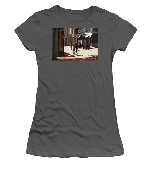 Nice Rue Women's T-Shirt (Athletic Fit)