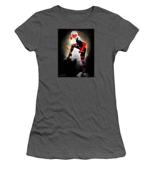 Night Of The Avenger Women's T-Shirt (Junior Cut)