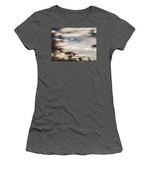 Night Sky 2 Women's T-Shirt (Junior Cut) by Leland D Howard