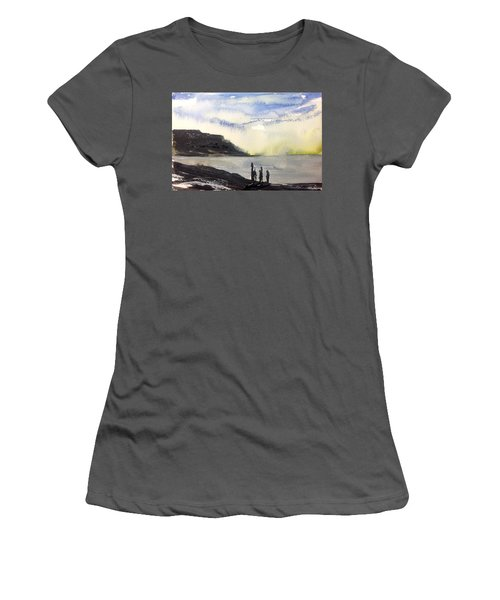 NL  Women's T-Shirt (Athletic Fit)