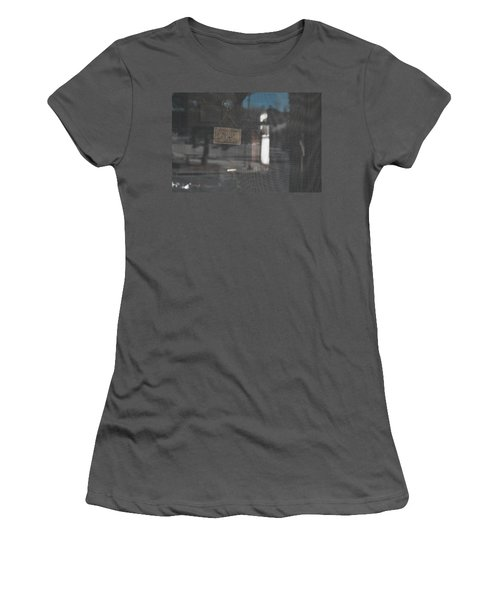 No Interest  Women's T-Shirt (Athletic Fit)