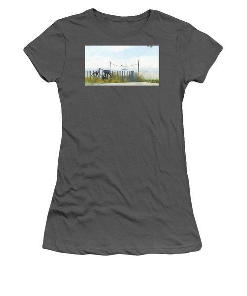 Noredney 2 Women's T-Shirt (Athletic Fit)