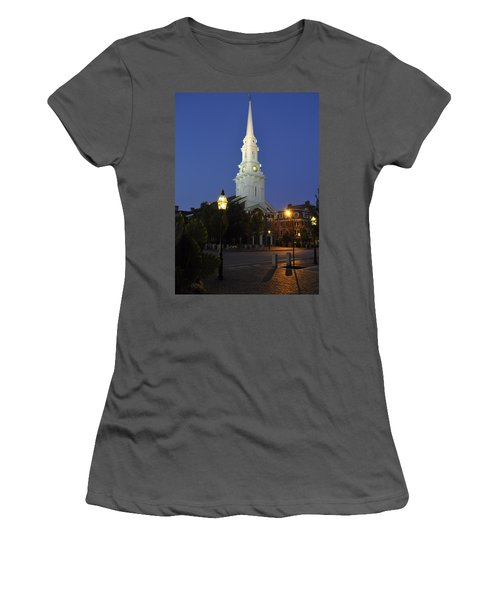 North Church Ncp Women's T-Shirt (Athletic Fit)