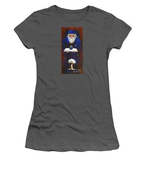 Nostradamus Women's T-Shirt (Athletic Fit)