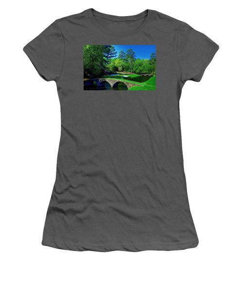 Number 12 Women's T-Shirt (Athletic Fit)