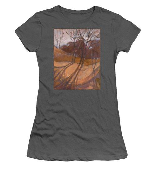 Oak Savanna Women's T-Shirt (Athletic Fit)
