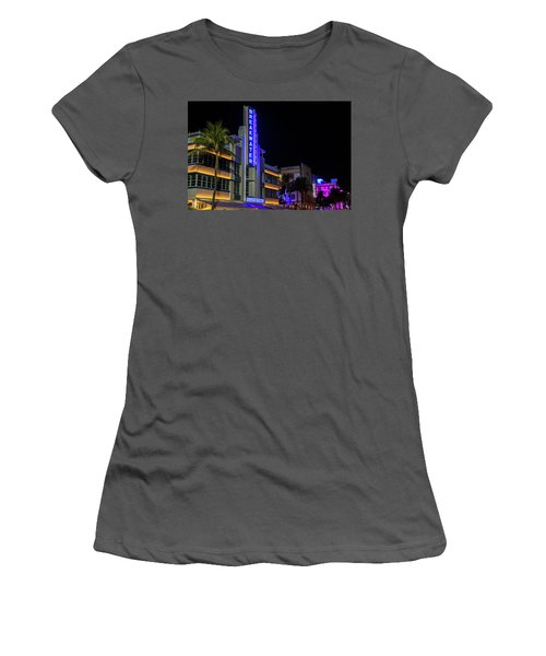 Ocean Drive Women's T-Shirt (Athletic Fit)