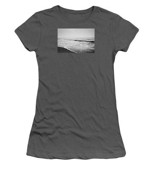 Ocean Patterns Women's T-Shirt (Junior Cut) by Scott Meyer