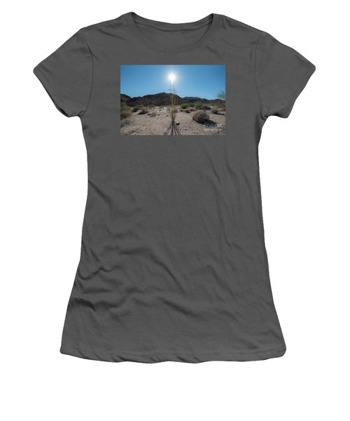 Ocotillo Glow Women's T-Shirt (Athletic Fit)