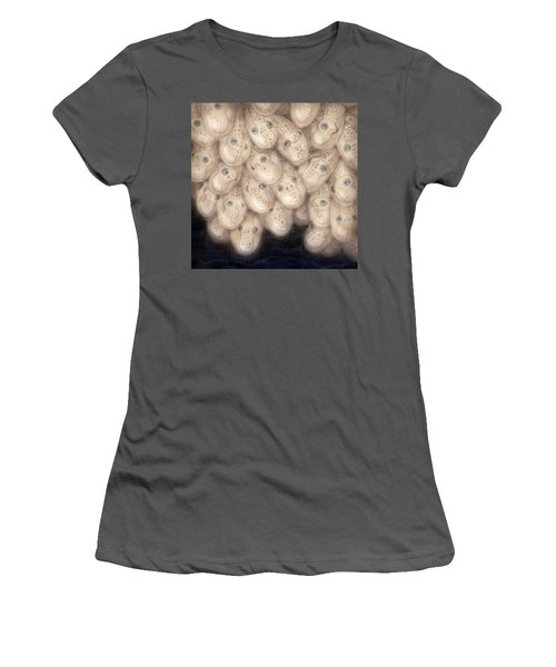 Octo Hatchery Women's T-Shirt (Athletic Fit)